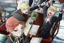 Anime - The Royal Tutor