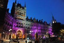 London Travel / by Shanu