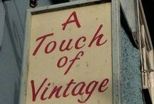 Vintage Awesomeness / I have always loved vintage style in all forms. It is pretty amazing what they created back then. LOVE!!!