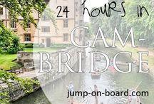 Cambridge / Vakantie