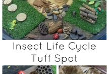 Tuff Spot Acitivies