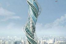 high rise arch
