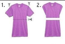 Doe-het-zelf T-shirts