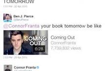connor•franta / connie frannie