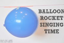 Singing time ideas for primary