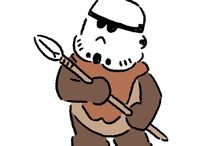 Wicket or Stormtrooper?