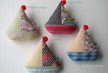 Seaside boats