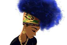 Africain beauty