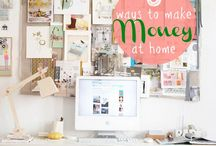 Make Money / Ways to make money at home
