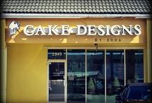 Doral / Cake Designs By Edda / A look inside our Doral location.  http://www.eddascakedesigns.com/