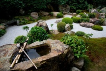 Jardins zens, le désir d'un havre de paix. / Vous retrouverez ici notre sélection de réalisations pour trouver l'inspiration qui vous correspond !