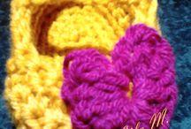 love crochet & my creations
