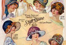 Accessoires des années 1920 / Apporter une touche de glamour, d'excentricité ou d'authencité à votre tenue des années 1920 et venez participer au Festival Biarritz Années Folles du 3 au 6 juin 2016