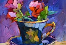 Art, Tea Cups/Pots Plus Coffee Art / by Dolly Winkels