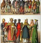 Mittelaltergewandung