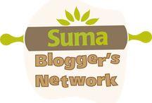 Suma Bloggers Network Recipes