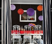 Brighten up the room! / get some color into those bland walls / by Patt Lucido