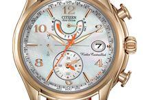 Watches / Citizen and Seiko