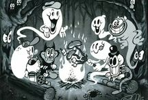 creepy cartoons 30s