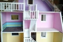 Girls Dollhouse Project
