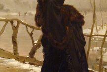 Fashion 1880 - 1888 / II bustle