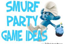 Party smurfs