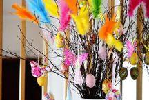 jaro a velikonoce