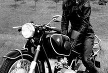 Vintage motorcycles / by Christine Newkirk