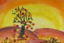 podzim výtvarkav