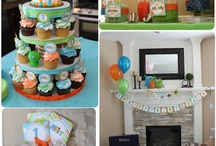 Ideas for Jonah's party