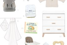 Nursery Design Ideas / Bedroom design ideas for the littlest people. #crib #decor #rocker #glider #baby