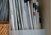 ファイル 収納