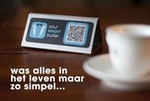 Your Smart Butler | Informatie kaarten voor Gasten / Horeca Inspiratie kaarten voor onze smart butler - De enige echte horeca app voor restaurants, hotels en vakantieparken.
