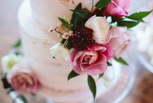 wedding cakes - like yum.