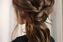 hair / by Maria Lynn