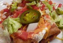Mexican food / by Nita Stuckwish