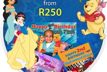 Birthday and Party Ideas / We create memorable events... At BannerXpert we design personalised birthday and party banners for all occasions including Wedding X Stands. We are known for our breath taking party banners. Our kiddies birthday banners are Disney themed with a photo of child. If you can imagine it we can design it...