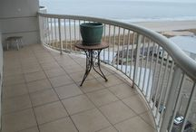 FULLY REMODELED 14th FL - 1BD / 1.5BA Condominium FOR SALE /  YOU CAN SEE THE OCEAN FROM THE LIVING ROOM! Very large, tiled balcony. Ocean, bay, boardwalk and city views. SOUTHERN EXPOSURE. New hardwood flooring all throughout. Both bathrooms are brand new! With new tile, granite counters and upgraded shower with glass doors. New spacious kitchen with stainless steel appliances, new cabinets and granite counters. The condo was kept in mint condition! New washer and dryer and a pull out couch. This unit can easily be converted to a 2 BD.  Asking - $389,000