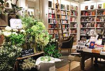 librerie e/o biblioteche da sogno / by Valentina