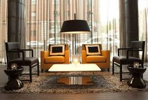 HOTEL N RESTAURANTS / by I. C. Designs by Aimee