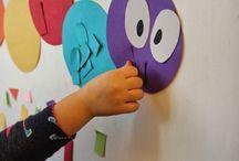 Toddler creative ideas