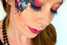 face paint eye design