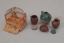 Dukkehus miniature