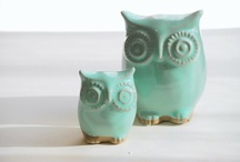 owls / by dorie hite