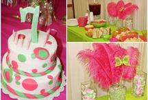 Kids Birthday Parties / Birthday party ideas, themes, foods, cakes, favors, games and more for kids!