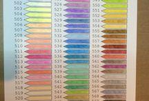 Drawing - color pencils
