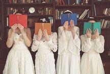Decorare le nozze con i libri