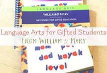 Language Arts Gifted & Talented Curriculum