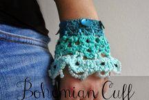 Boho cuffs