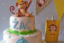 Carter's Birthday Cake